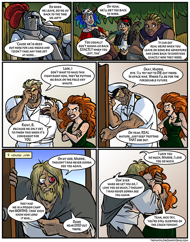 Manly Guys Doing Manly Things » Commander doesn't really know