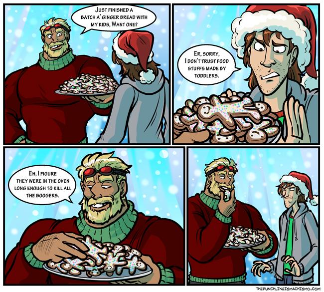 A True Christmas Story.